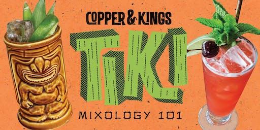Tiki Mixology 101