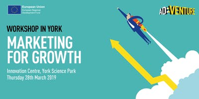 Business Workshop in York - Marketing for Growth