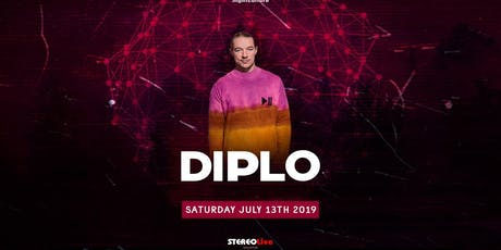 Diplo - Houston tickets