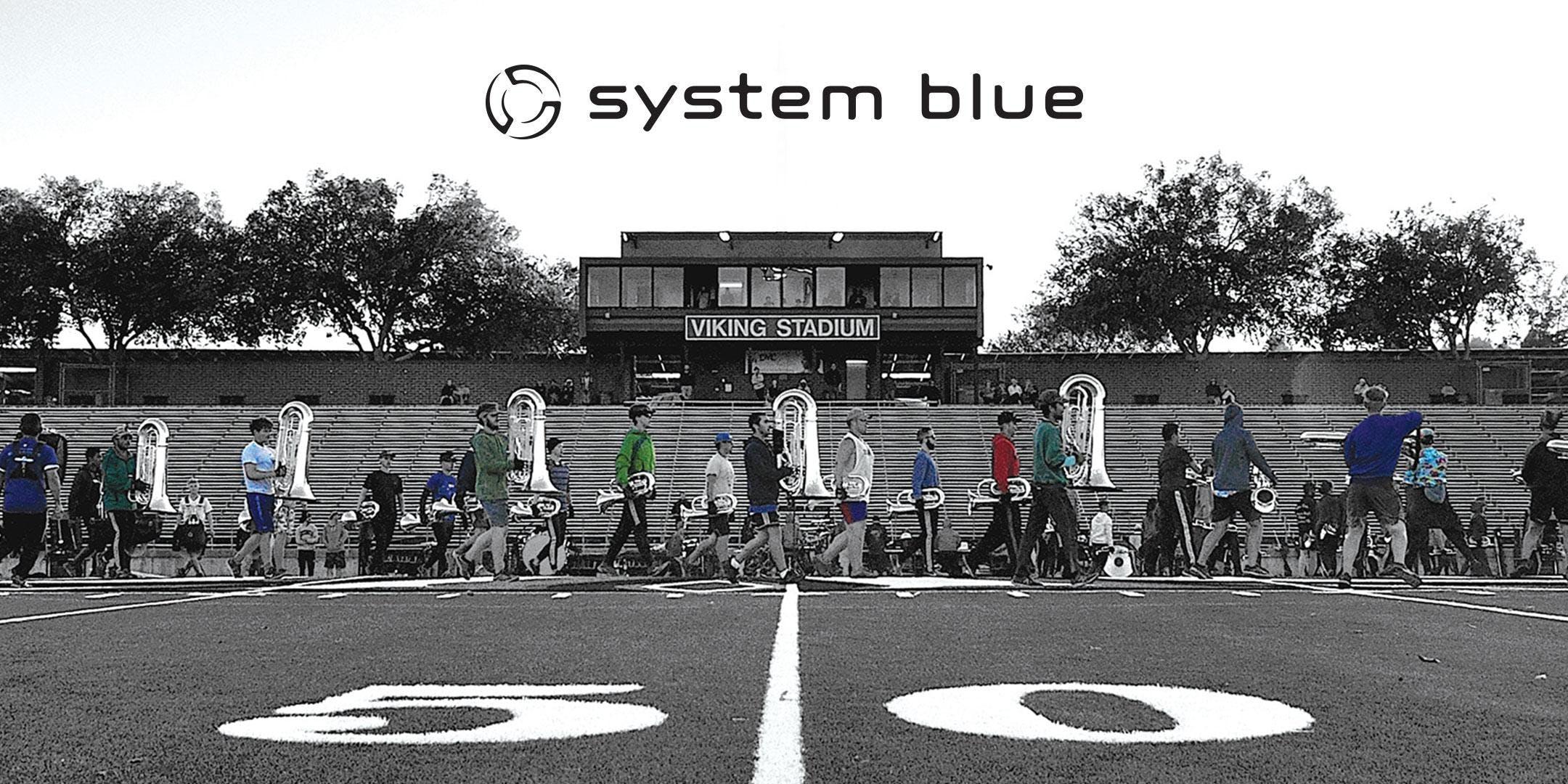 System Blue Educational Event – Fresno, CA (Color Guard)