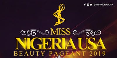 MISS NIGERIA USA PAGEANT 2019