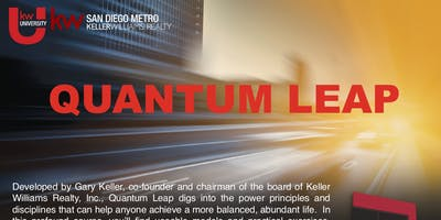Quantum Leap with Bryan Garrity