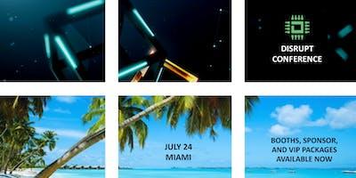 Mining Disrupt Conference | Miami 2019