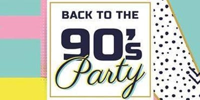 Back to the 90`s Party
