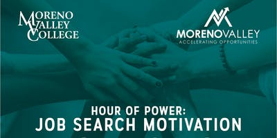 Hour of Power: Job Search Motivation