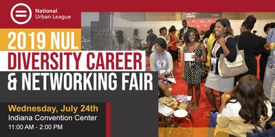 2019 NUL Diversity Career & Networking Fair