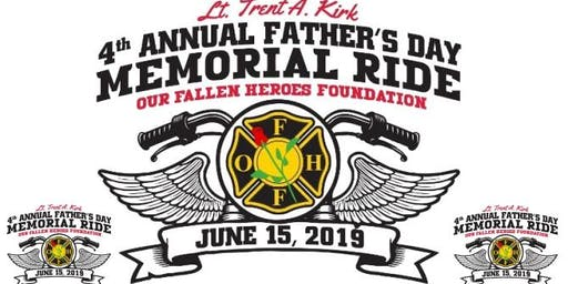 OFHF-4th Annual Father's Day Memorial Ride