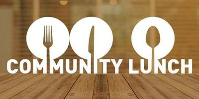 Community Lunch and Souper Heroes Finale!