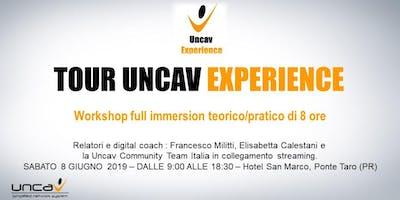 TOUR UNCAV EXPERIENCE  PARMA