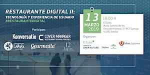 'Restaurante Digital II: tecnología y experiencia de...