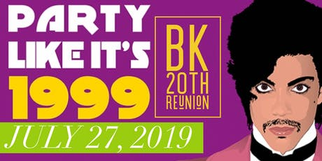 Bishop Kenny Class of 1999 - 20th Reunion tickets