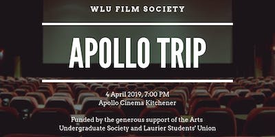 WLU Film Society Apollo Trip