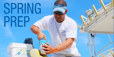 West Marine Santa Rosa Presents SPRING CLEANING