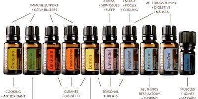 Top 10 Oils Medicine Cabinet