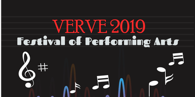 VERVE 2019: Festival of Performing Arts JUNE 8th
