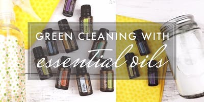 Green Cleaning with doTERRA Oils