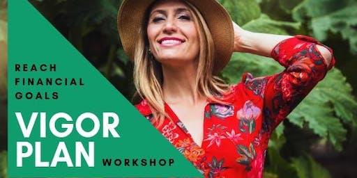 VIGOR Workshop: Money! Reach your financial goal in 5 steps