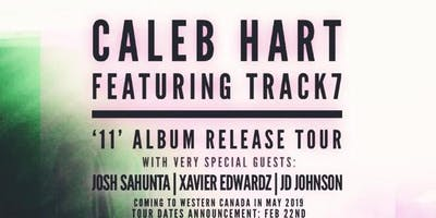 "Caleb Hart ""11\"" Album Release w/ Guests Powell River"