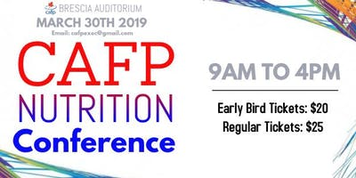 CAFP Nutrition Conference