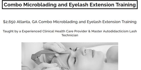 Copy of Queen of Microblading :microblading training and lash extension certification   tickets