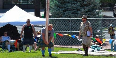Flagstaff Highland Games 2019