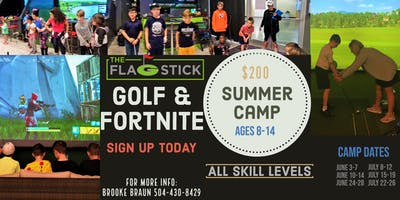 Summer Camp  at The Flagstick