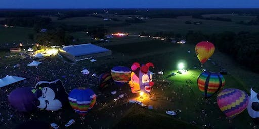 The Chesapeake Bay Balloon Festival