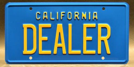 Los Angeles Wholesale Car Dealer School