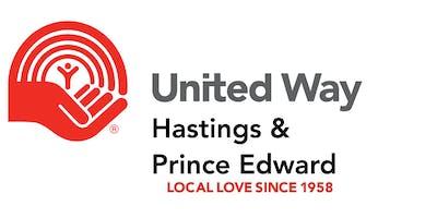 United Way HPE Ambassadors Workshop