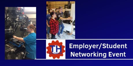 CNC Employer/Student Networking Event tickets