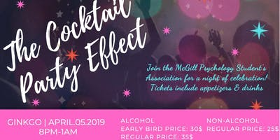 (EARLY BIRD) MPSA Presents: The Cocktail Party Effect
