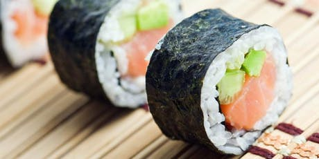 Roll like a pro! Hand-rolled sushi class with Chef Terrell tickets