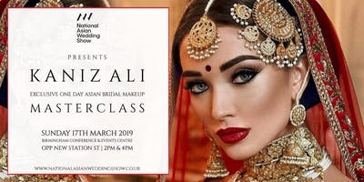 Asian Bridal Makeup Masterclass Celebrity Makeup Artist Kaniz Ali