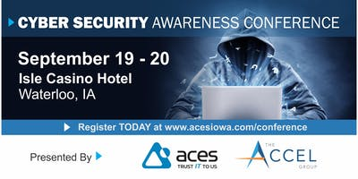 Cybersecurity Awareness Conference presented by ACES and The Accel Group