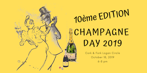 DC -- Le Champagne'Day #ChampagneDay2019