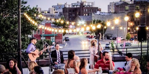 Happy Hour | Get Lost and Found @ FOOD ROOF