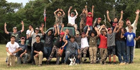 FULL 2019 KOZ Texas Extreme Outdoor Adventure  tickets