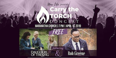 Carry The Torch Concert