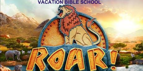 Vacation Bible School! tickets