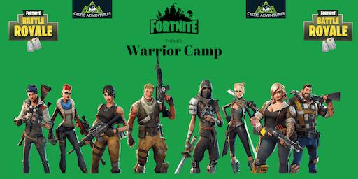 Celtic Adventures - Fortnite Warrior Summer Camp - Kells