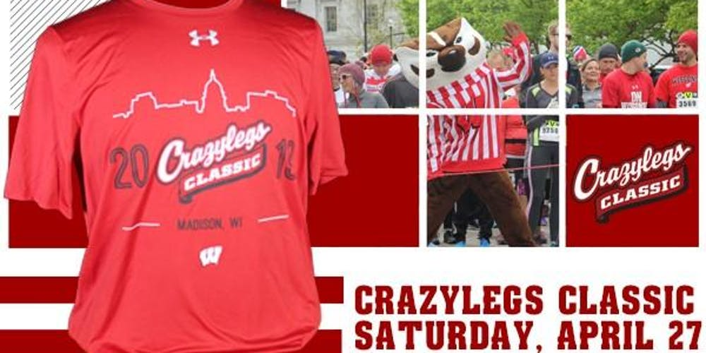2019 Crazylegs Classic 8K Run / 2-Mile Walk