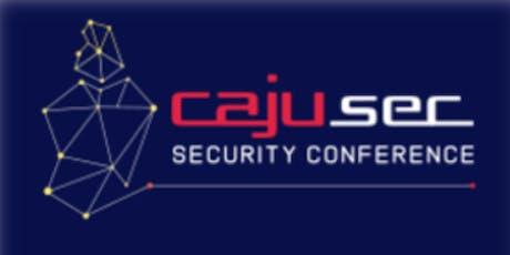 CAJUsec Security Conference ingressos