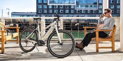 E-Bike Test Ride Experience p/b Sidewalk Citizen Bakery