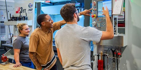 Open House - Applied Baccalaureate Degree in Advanced Manufacturing tickets