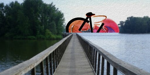 Sunset Tour at Hoover Reservoir - 25 bikeway miles - Westerville to Galena