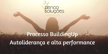 Treinamento BuildingUp - Liderança Pessoal e Alta Performance ingressos