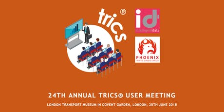 24th Annual TRICS® User Meeting 2019 tickets