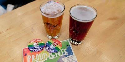 Jasper Pride Beer Launch