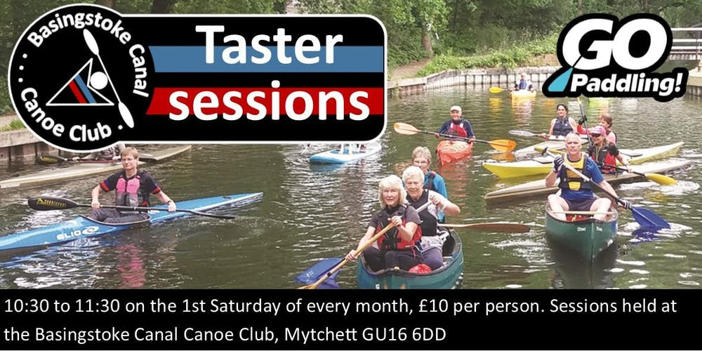 BCCC Canoeing Taster Sessions!