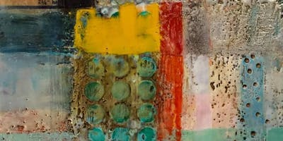ENCAUSTIC:  Expanding your Encaustic Horizons with Kathryn Bevier